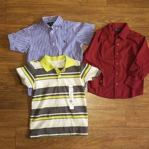 Wonderkids Polo Shirt Ralph Lauren and Arrow